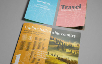 How to Make a Travel Brochure Template in InDesign